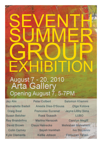 The Sevent Summer Group Exhibition
