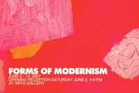 Forms of Modernism