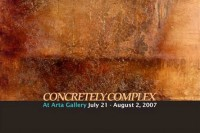 Concretely Complex